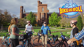DC Monuments Bike and Roll Tour